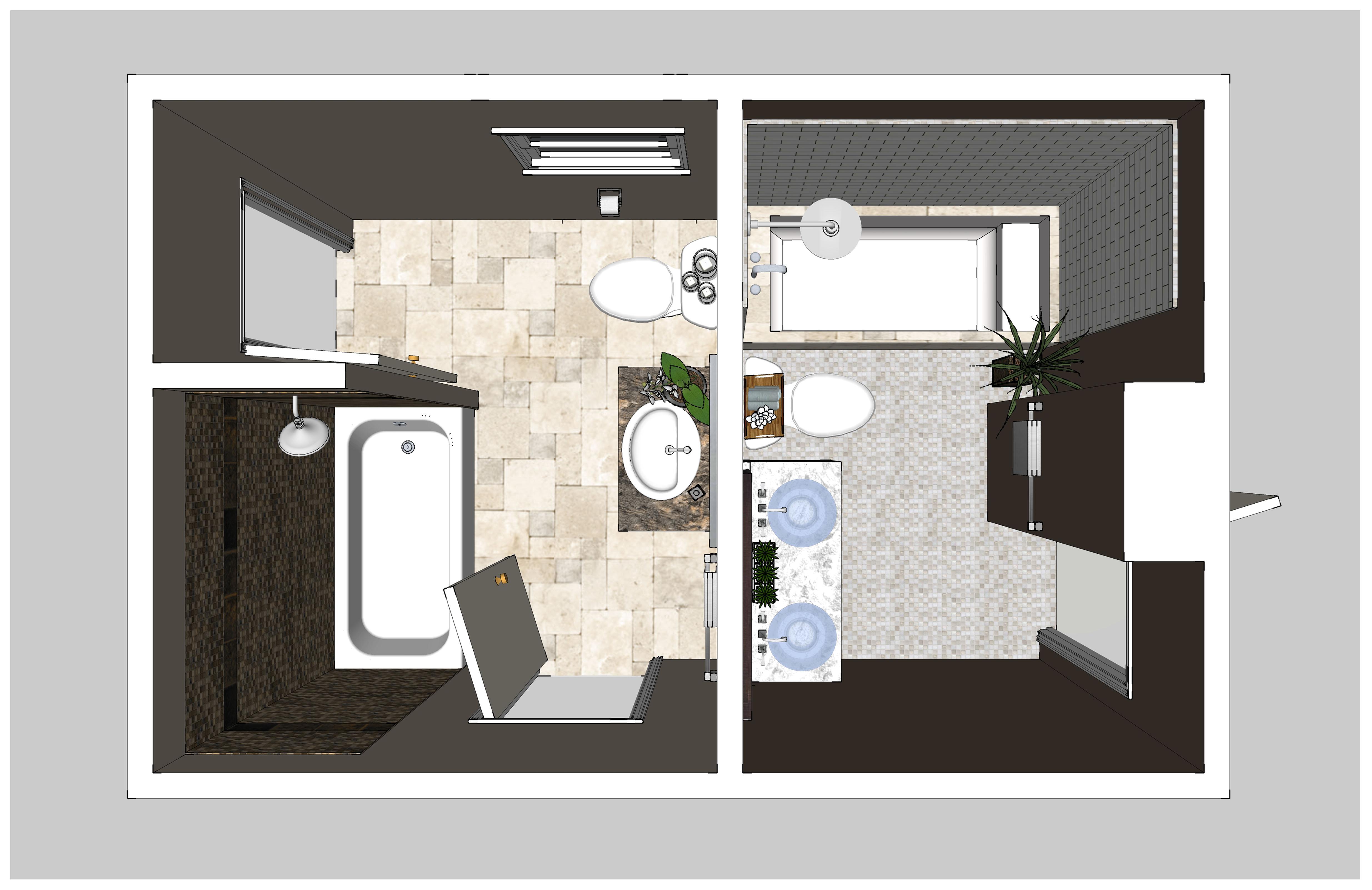 10621 Ashton floorplan colortexture