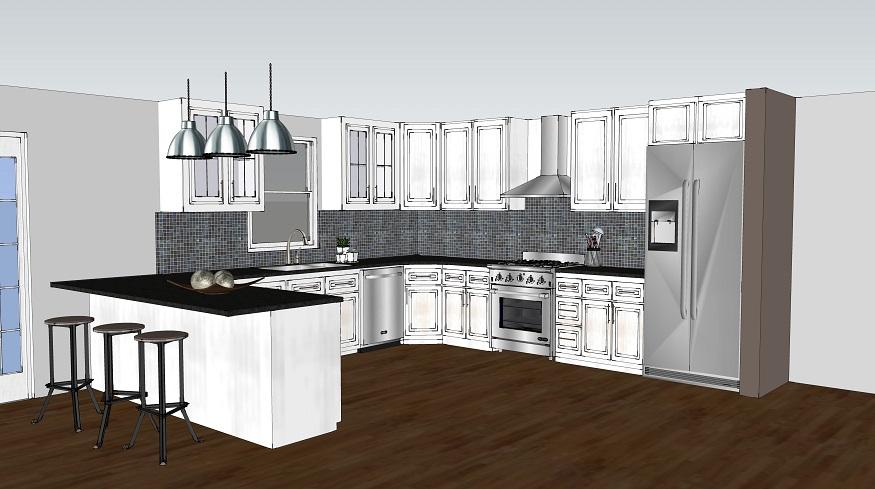 Kitchen 4 - McKenzie 4-16-14